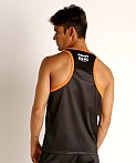 Nasty Pig Momentum Mesh Tank Top Black, view 4