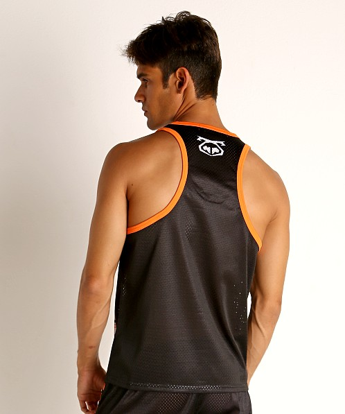 Nasty Pig Momentum Mesh Tank Top Black