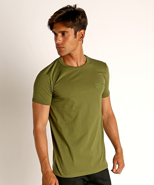 Nasty Pig Brandmark T-Shirt Green