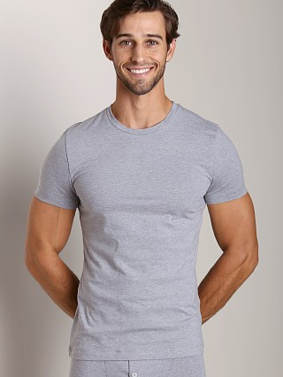 Complete the look: GrigioPerla Studio LP Maglia Girocollo T-Shirt Grey