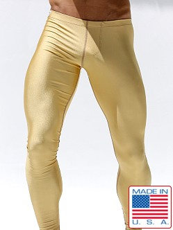 Rufskin Pow! Running Tights Gold
