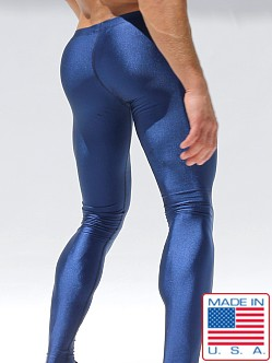 Rufskin Pow! Running Tights Navy