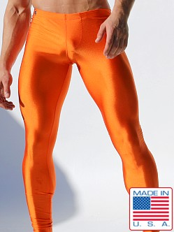 Rufskin Pow! Running Tights Orange