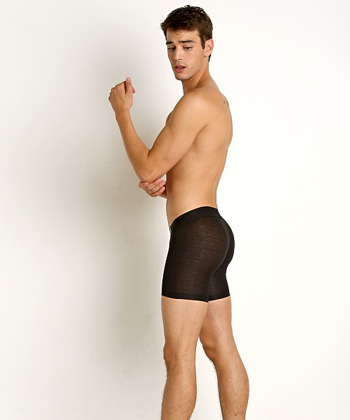 Ergowear FEEL Modal Long Boxer Black
