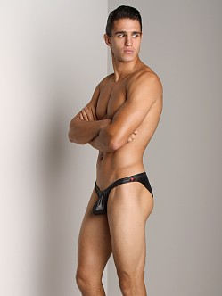 CockSox Wet Look Enhancing Swim Brief Switch Black