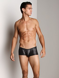 CockSox Wet Look Swim Trunk Switch Black