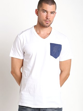 Complete the look: G-Star Skulon Compact Jersey V-Neck Shirt White
