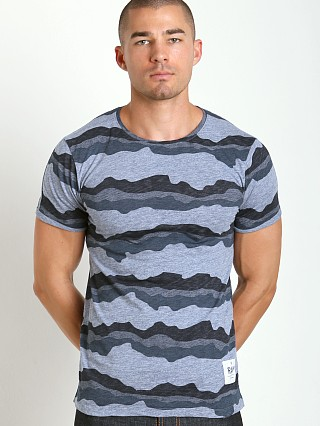 You may also like: G-Star Yoshem Camo Stripes Crew Neck Dark Amann Heather