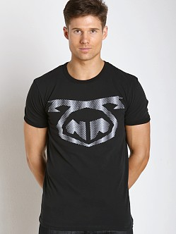 Nasty Pig Dot Matrix T-Shirt Black