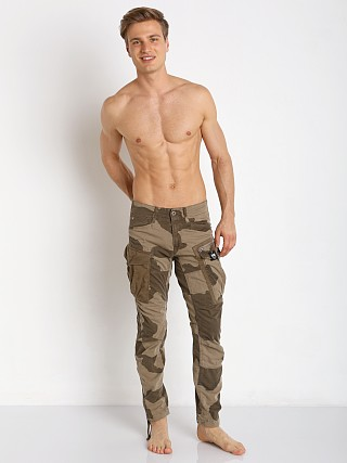 Complete the look: G-Star Rovic Zip 3D Tapered Camo Pants