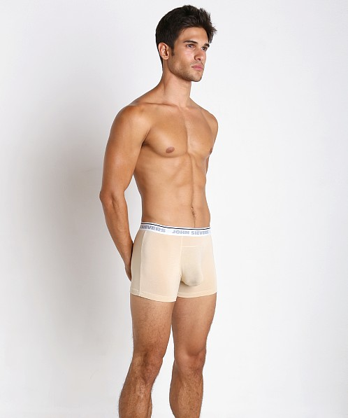 John Sievers Natural Pouch Boxer Briefs Stone