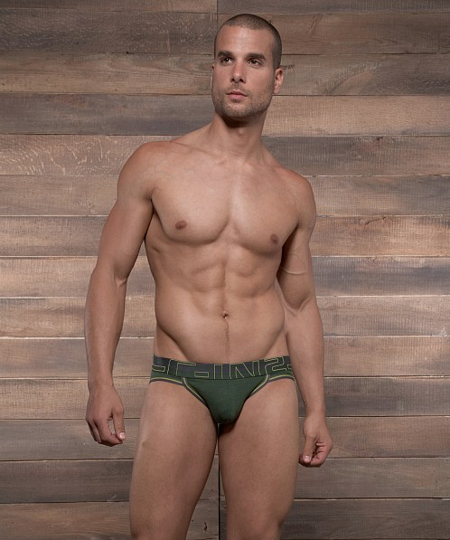 C-IN2 Zen Active Sport Brief Dark Emerald