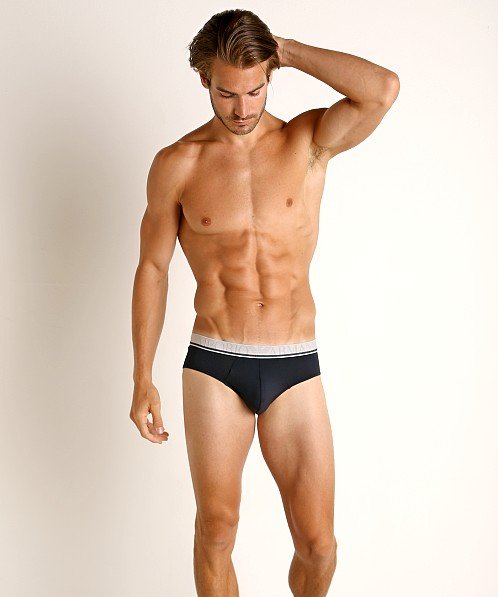 Emporio Armani Soft Modal Brief Marine