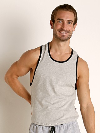 Complete the look: American Jock Equipo Scoop Tank Top Heather