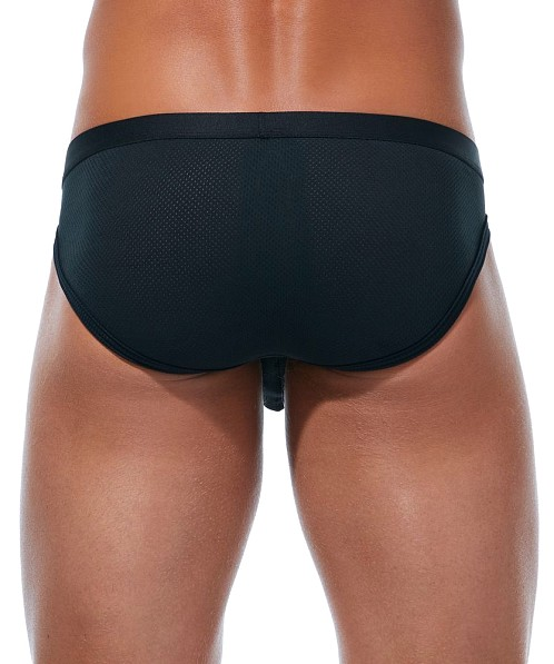Gregg Homme Room Max Air Mesh Brief Black