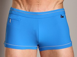Hugo Boss Robefish Swim Trunk Blue
