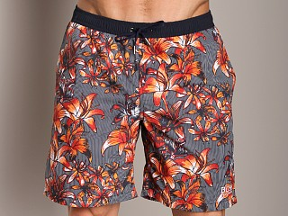 Complete the look: Hugo Boss Anemonfish Swim Boxer Navy
