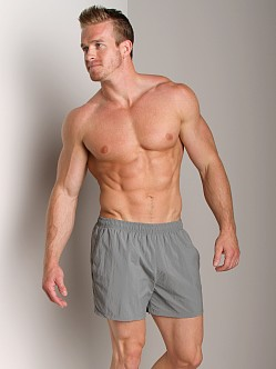 Hugo Boss Octopus Swim Shorts Grey