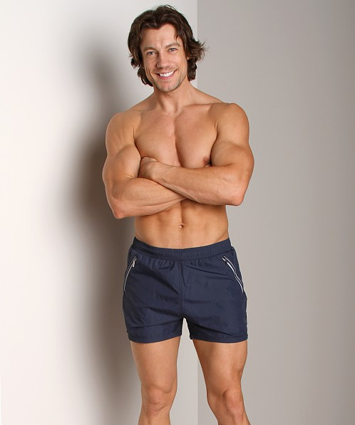 Hugo Boss Acava Swim Shorts Navy