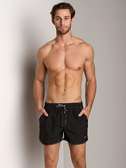 Hugo Boss Lobster Swim Shorts Black
