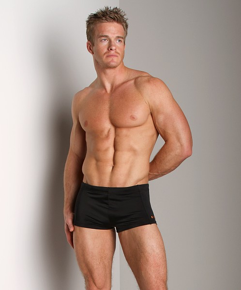 Hugo Boss Bali Swim Trunk Black