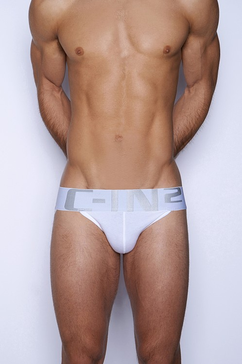 C-IN2 Core Jockstrap White