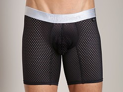 IntyMen Sports Mesh Trunk Black