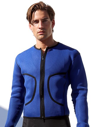 Complete the look: Rufskin Astro Spacer Mesh Jacket Royal