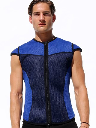 You may also like: Rufskin Milan Spacer Mesh Zip-Up Vest Royal