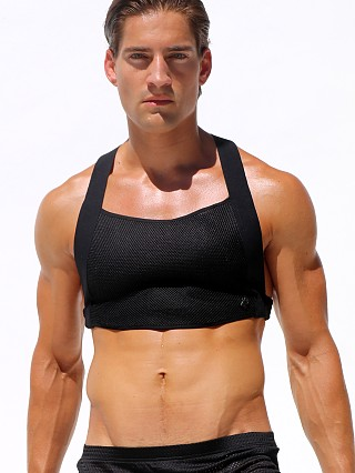 Rufskin Zarko Neoteric Harness/Chest Plate Black
