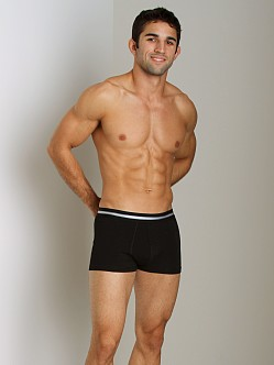 JM Action Pouch Boxer Black