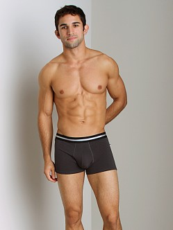 JM Action Pouch Boxer Charcoal