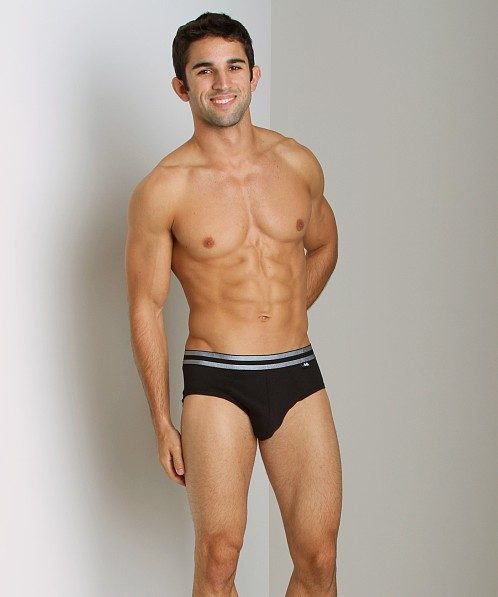 JM Koton Pouch Brief Black