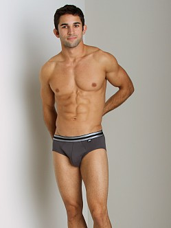 JM Koton Pouch Brief Charcoal