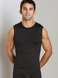 JM Skinz Muscle Shirt Black