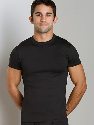 Complete the look: JM Skinz Crew Neck Shirt Black