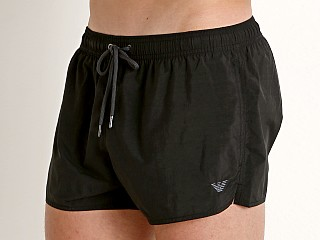 Emporio Armani Iconic Swim Shorts Black