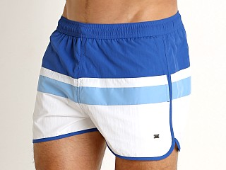 Hugo Boss Moonfish Swim Shorts Blue
