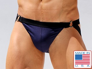 Rufskin Tek Adjustable Jockstrap Navy