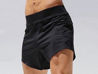Complete the look: Rufskin Twelve Perfo-Nylon Workout Short Black