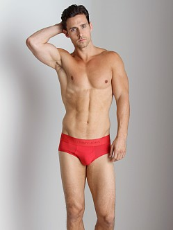 Tommy John Second Skin Brief Red