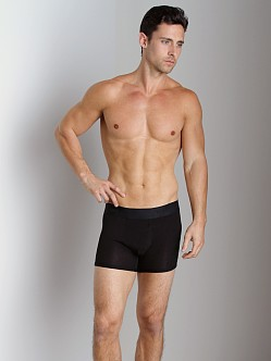 Tommy John Second Skin Trunk Black