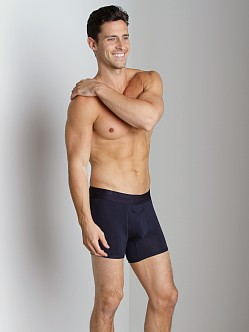 Tommy John Second Skin Trunk Navy