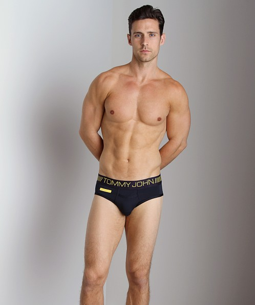 Tommy John 360 Sport Brief Navy