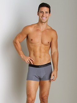 Calvin Klein Bold Cotton Trunk Licorice