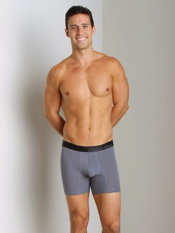 Calvin Klein Bold Cotton Boxer Brief Licorice
