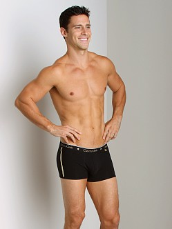 Calvin Klein CK One Cotton Holiday Low Rise Trunk Black