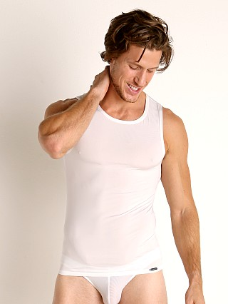 You may also like: Olaf Benz Red 1201 Sheer Stripe Tank Top White