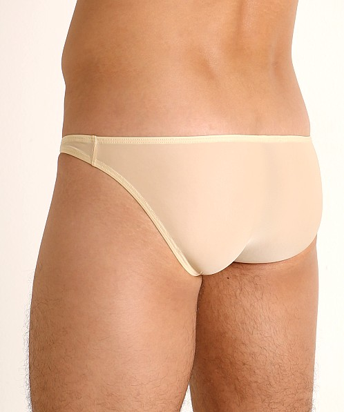 Rick Majors Slinky Super Low Rise Bikini Tan