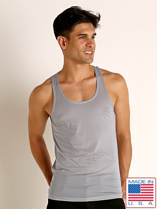 Model in stone Rick Majors Slinky Classic Tank Top